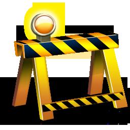 Undergoing maintenance