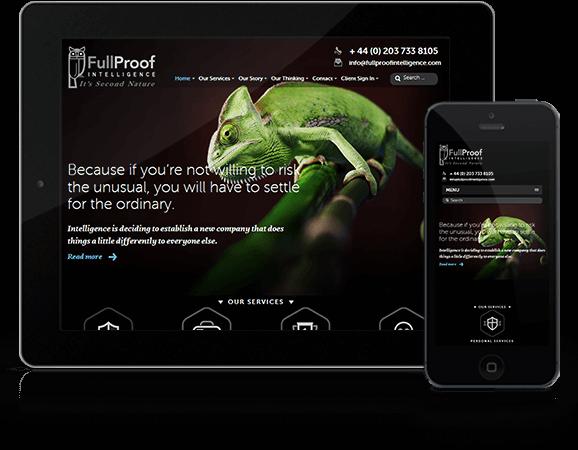 Surrey based responsive & mobile friendly website design in Surrey