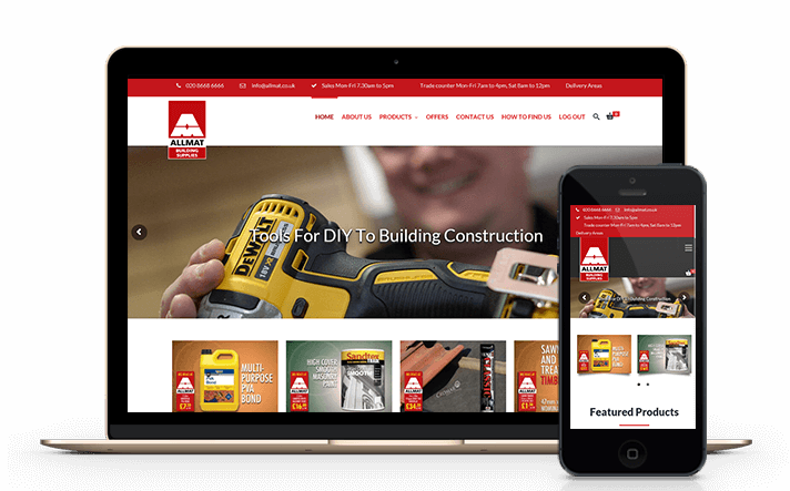 online shop for building supplies
