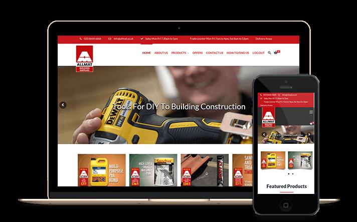 online shop for building supplies