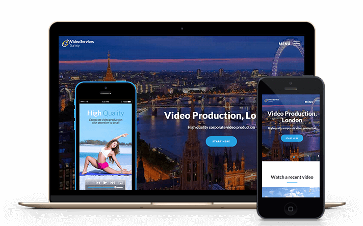video production services in London